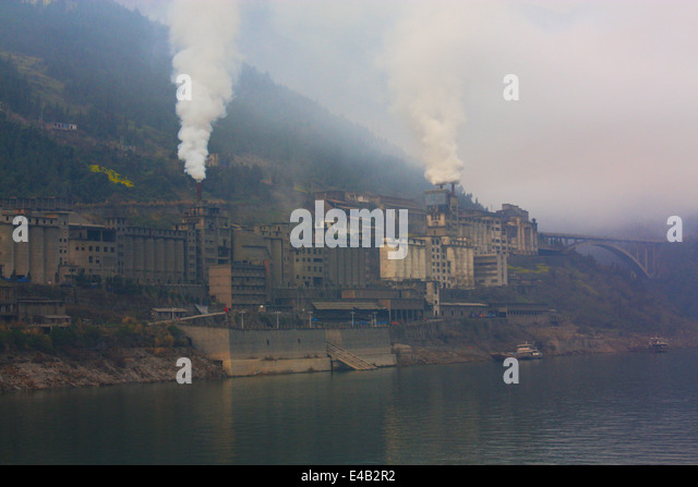 Pollution china coal stock photos pollution china coal for Chinese in the area