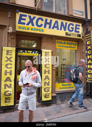 Forex exchange sverige