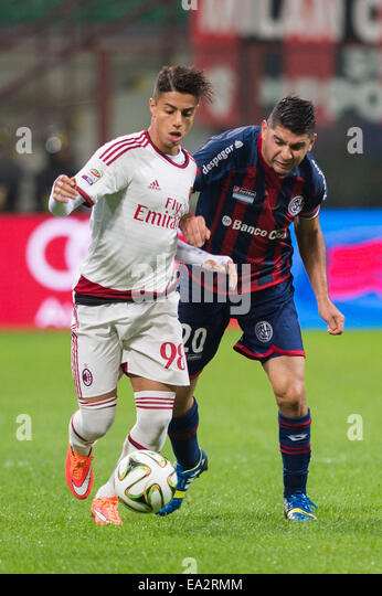 san lorenzo milan live score - photo#38