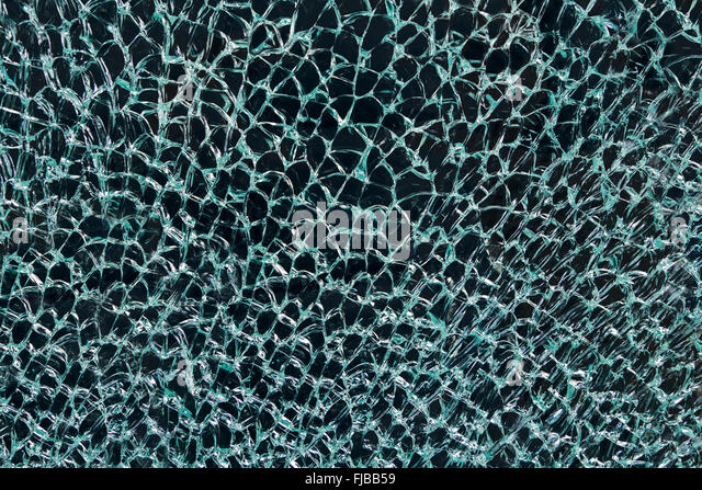 Shattered Glass Blue Stock Photos Amp Shattered Glass Blue