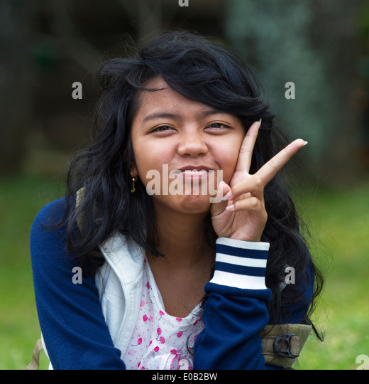 girls Young indonesian