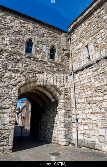 the medieval east gate - photo #10