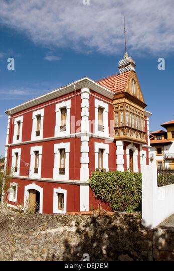 Indianos architecture stock photos indianos architecture - La casona sitges ...