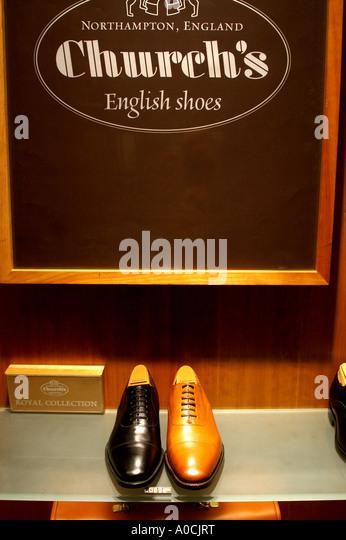 Church S English Shoes Factory
