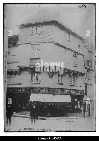 Espagnole stock photos espagnole stock images alamy for Auberge de la vieille maison