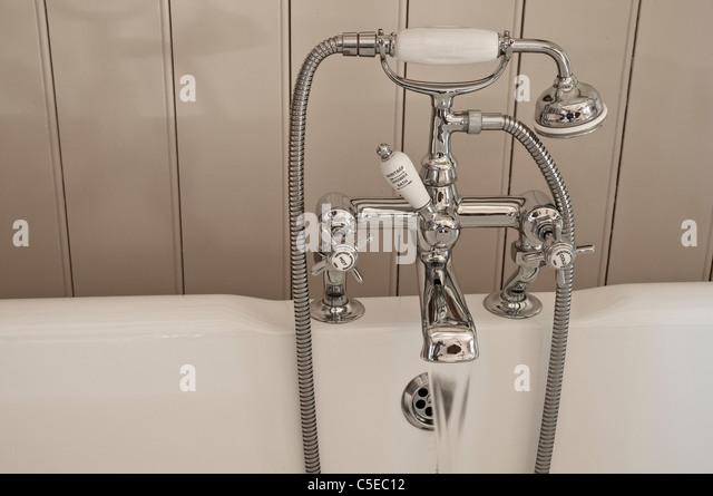 Bath Taps Stock Photos Images