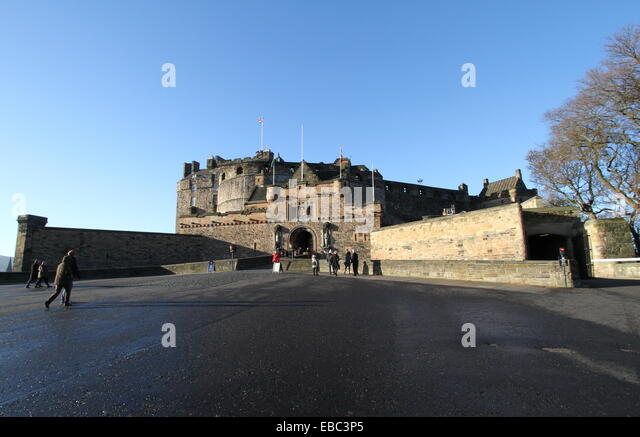stock edinburgh castle - photo #45