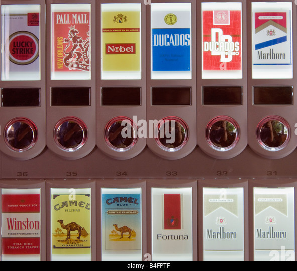 vending machine brands