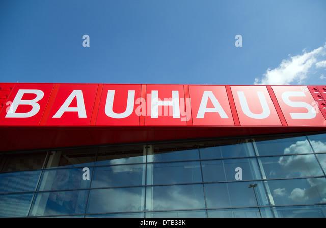 Bauhaus Ag Stock Photos Bauhaus Ag Stock Images Alamy