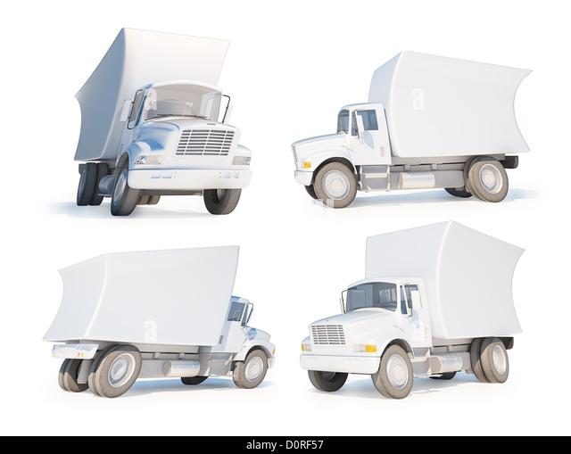 Hub Group Trucking Cartoon : Transit van wheel stock photos