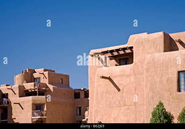 Adobe style house stock photos adobe style house stock Building an adobe house