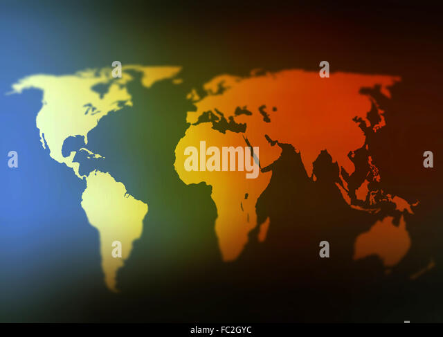 Timezone map stock photos timezone map stock images alamy day and night world map selective focus stock image gumiabroncs Images