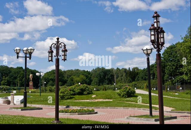 Garden Lamps Stock Photos Garden Lamps Stock Images Alamy