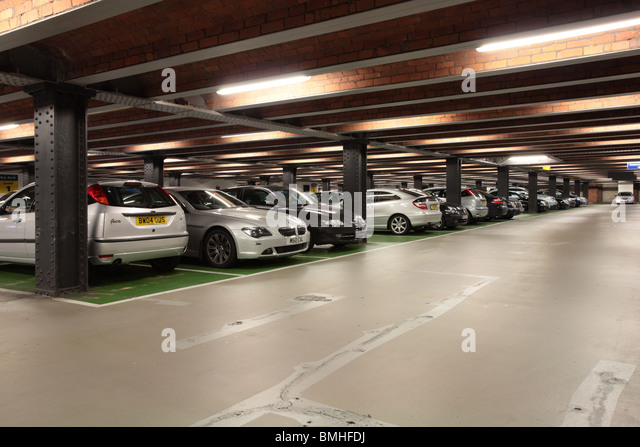 Car Parking Deansgate