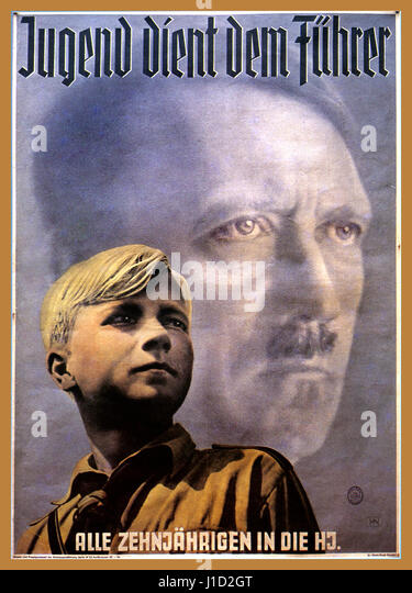 Hitler Youth Stock Pho...