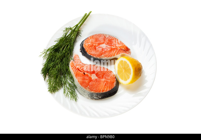 Bright Red Salmon Stock Photos & Bright Red Salmon Stock Images ...