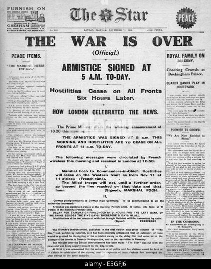 an analysis of the end for the world war one in 1918 Important events of 1918 during the fifth and final year of the first world war, including the french marshall ferdinand foch being appointed supreme allied commander 3 march a peace treaty is signed between soviet russia and the central powers (germany, austria-hungary and turkey) at brest-litovsk.