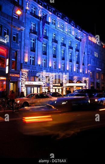 Excelsior hotel stock photos excelsior hotel stock for Designer hotel koln