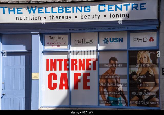 Internet Cafe Uk Stock Photos Internet Cafe Uk Stock Images Alamy