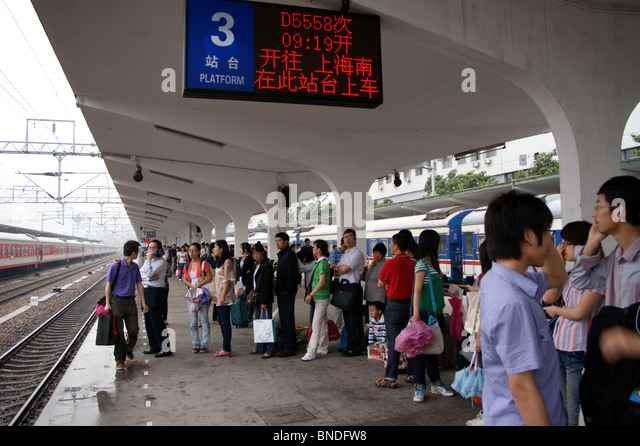 ningbo railway station If the cixi city is the one in ningbo, zhejiang province you need to go to ningbo railway station for the trip to hangzhou.