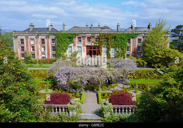 Bantry house stock photos bantry house stock images alamy for Bantry house
