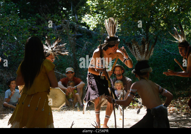 Ohlone Indian Stock Photos & Ohlone Indian Stock Images - Alamy