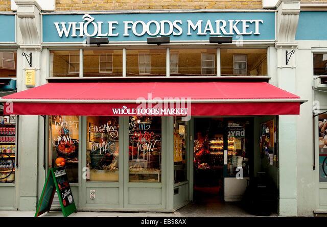 Whole Foods Market Stoke Newington