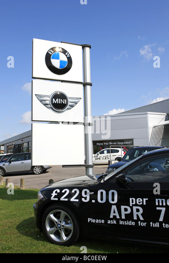 Bmw Dealership Stock Photos Amp Bmw Dealership Stock Images