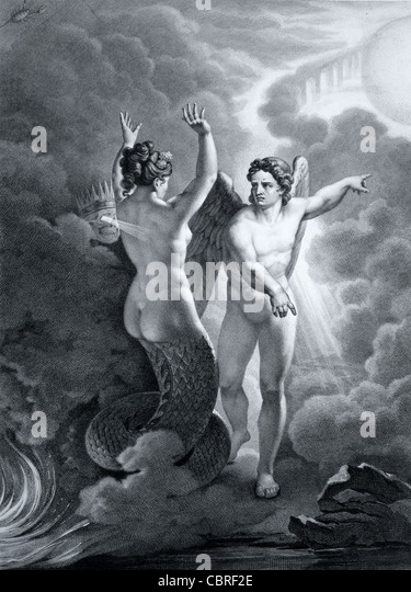 miltons satan in paradise lost Paradise lost:the arguments paradise lostappeared originally without any sort of prose aid to the  or rather satan in the serpent who revolting from god,.