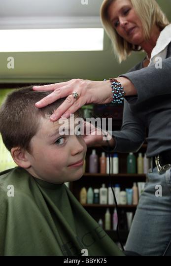 Cool Buzz Cut Haircut Stock Photos Buzz Cut Haircut Stock Images Alamy Hairstyles For Men Maxibearus