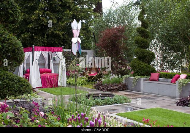 garden exhibitions stock photos garden exhibitions stock