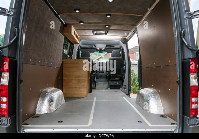 Mercedes sprinter stock photos mercedes sprinter stock for Mercedes benz sprinter camper van