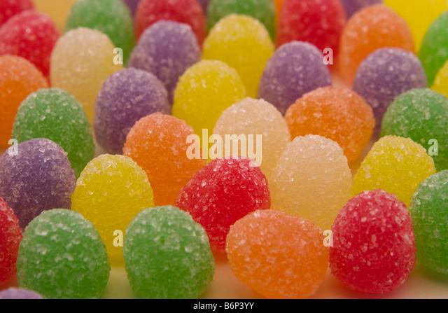 Gumdrop Jelly Rings