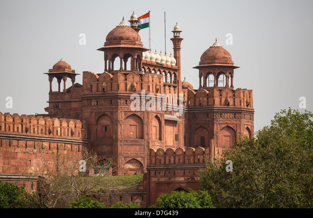 Lal Qila Images & Stock Pictures. Royalty Free Lal Qila Photos And ...