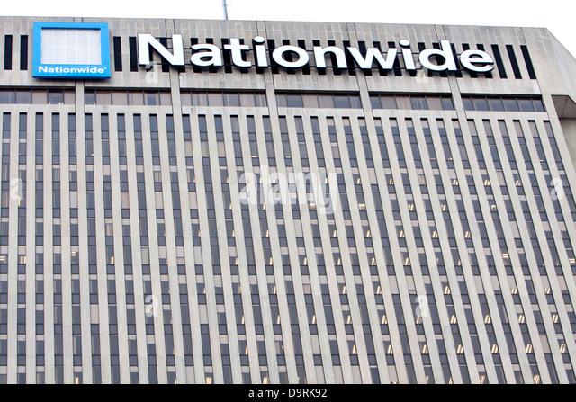 Insurance logo stock photos insurance logo stock images alamy - Axa insurance uk head office ...