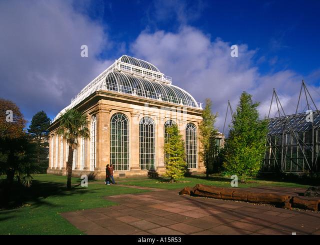 Royal Botanic Garden Edinburgh Glasshouse Stock Photos Royal Botanic Garden Edinburgh