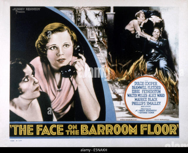 THE FACE ON THE BARROOM FLOOR, From Left: Alice Ward, Dulcie Cooper,