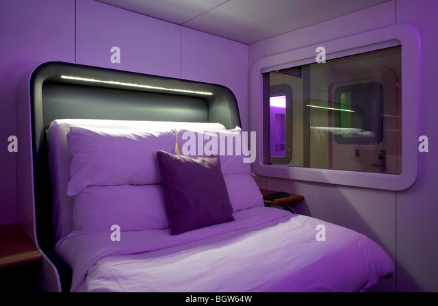 capsule hotel room stock photos capsule hotel room stock. Black Bedroom Furniture Sets. Home Design Ideas