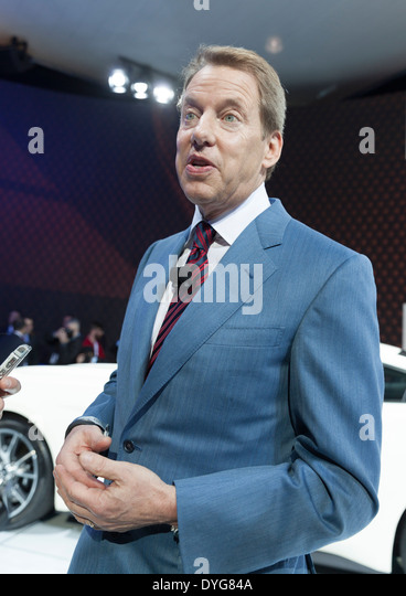 Bill ford stock photos bill ford stock images alamy for Ford motor company executives