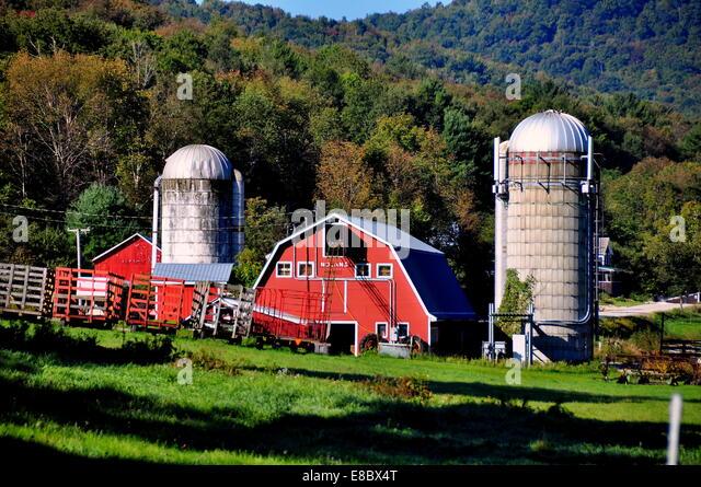 Vermont Barn Stock Photos Amp Vermont Barn Stock Images Alamy