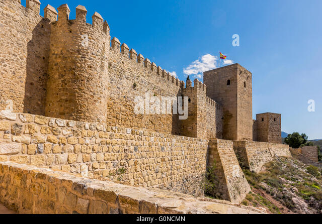 Antequera Castle Stock Photos & Antequera Castle Stock Images - Alamy