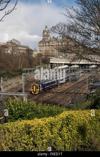 Hotels Near Edinburgh Park Train Station