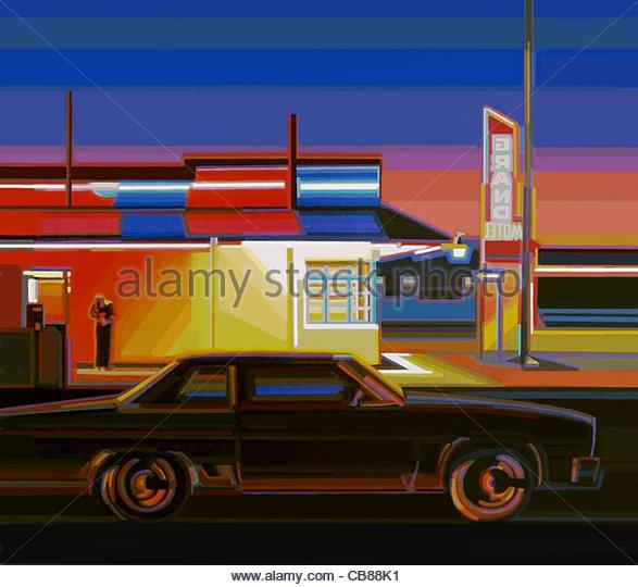 Motor Motel Stock Photos Motor Motel Stock Images Alamy