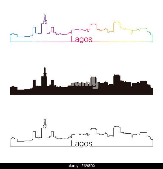 Lagos Nigeria Skyline Stock Photos & Lagos Nigeria Skyline