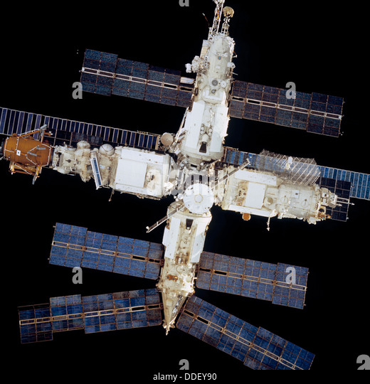space station route - photo #46