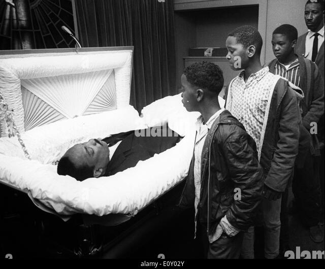 Martin Luther King Funeral Nonviolent Methods Sto...