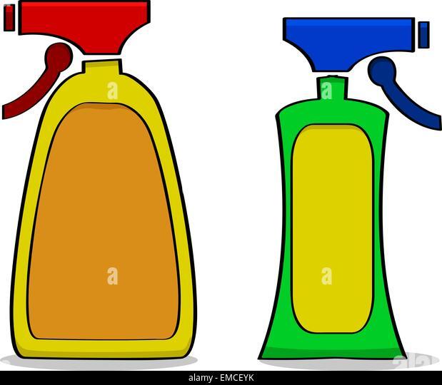 Spray Bottle Cartoon Stock Photos & Spray Bottle Cartoon ...