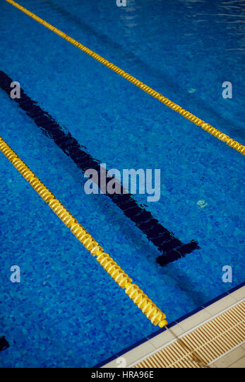 Swimming Pool Lanes Background swimming pool indoor lanes stock photos & swimming pool indoor