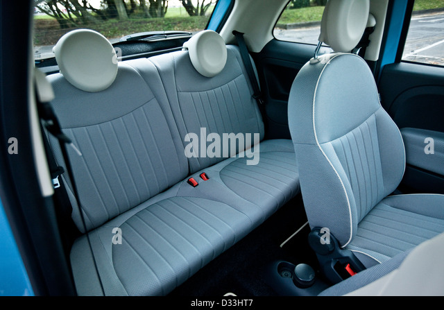 The New Fiat 500 Stock Photos The New Fiat 500 Stock Images Alamy