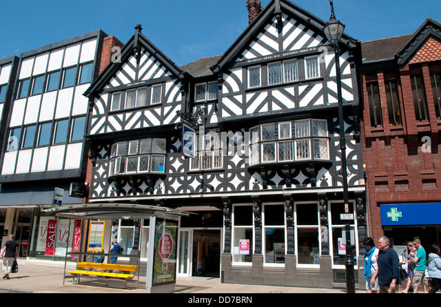 Shoe Shops In Chester Uk
